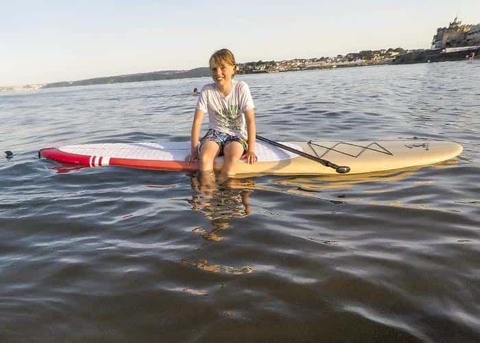 Sup Red Tail Paddle Board - Ocean Monkeys Paddle Boards