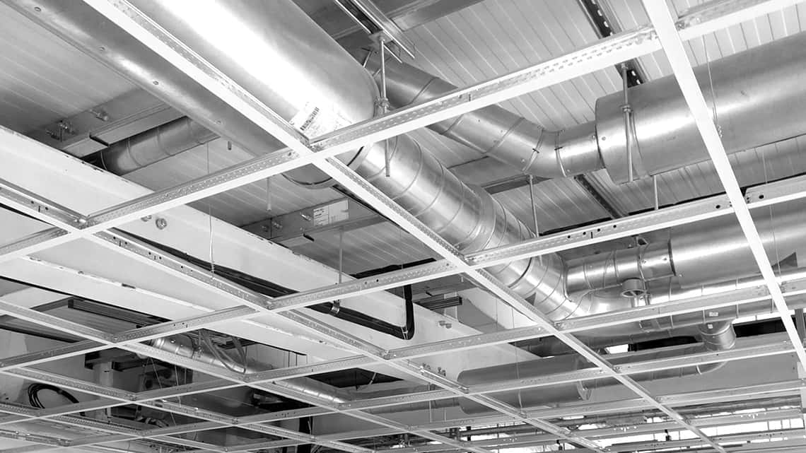 XT24 Suspended Ceiling Grid