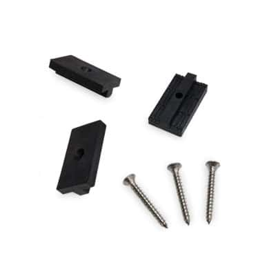 WPC & Stainless Steel Clips For WPC Decking